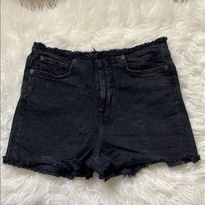 All saints High Waist Short Size 29